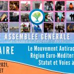 Le mouvement antiraciste dans la région euro-méditerranéenne :  Statut et voies à suivre
